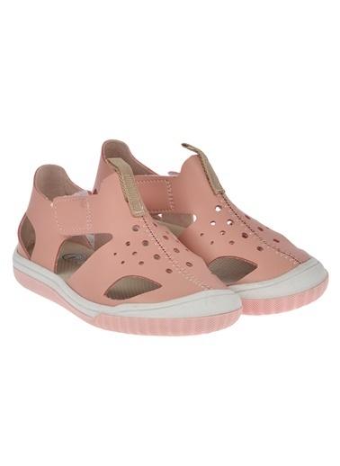 Pandora Kiko Pnd 700.S.500 Günlük Cırtlı Kız/Erkek Çocuk Sandalet Ayakkabı Pudra